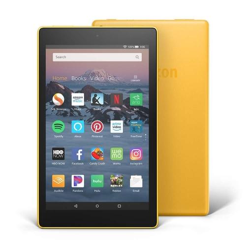 Máy Tính Bảng Kindle Fire HD8 Gen 8 - 16GB - 2019