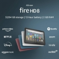 All-new Kindle Fire HD8 tablet - 32GB