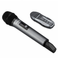 Mic Karaoke Không Dây Excelvan K18-V