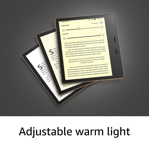 All New Kindle Oasis Gen 10th - 2019 (32GB)