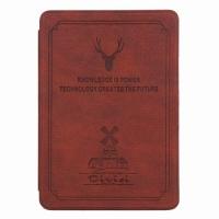 Vỏ Bao da Kindle Paperwhite 2019 10th - Màu đỏ đô
