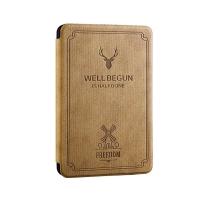 Vỏ Bao da Kindle Paperwhite 2019 10th - Màu vàng da bò