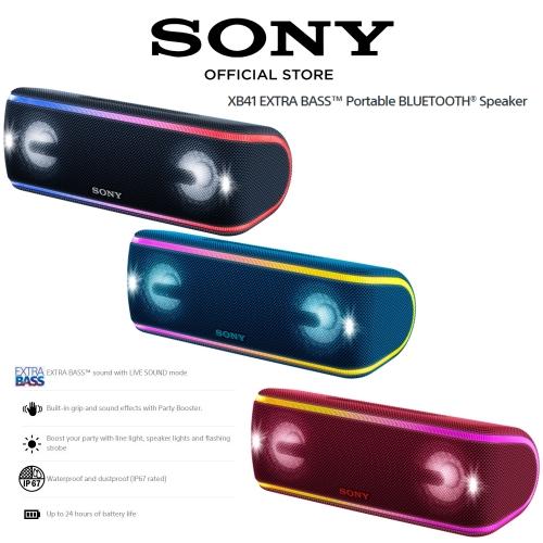 Loa Sony SRS-XB41 Nhập khẩu chính hãng